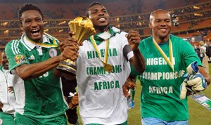 Nigeria Wins AFCON 2013 After 1-0 Final