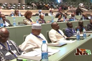 ECOWAS Parliamentarians Present Common Front