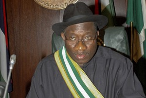 President Jonathan Inaugurates Presidential Committee of Experts