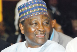 Revenue Fiscal Commission Visits Gowon