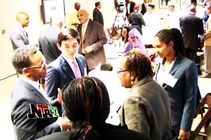 Okonjo Iweala and Others Speak On Nigerian Economy in USA
