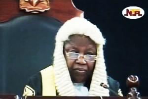 Swearing-In of new Senior Advocates