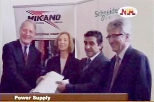 Mikano – Schneider Sign MoU