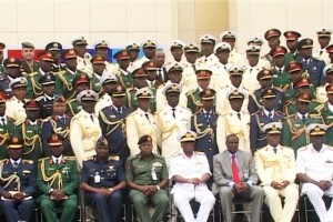 Abuja NDC Course 22 Inauguration