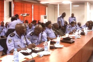 Police High Command Meet