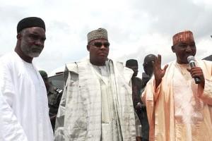 Governor Shettima Visits Monguno & Nganzai