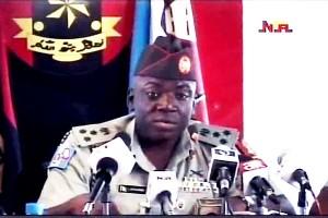 Nigerian Army on Insurgents