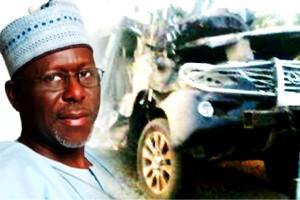Kogi Governor Sympathizes over Accident