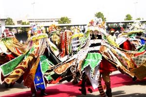 Abuja Carnival Arrival
