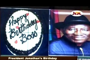 Council on President Jonathan's Birthday