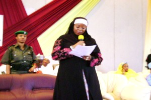 Wife of Vice President Bagged African Leadership Award in USA