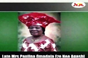 Obituary: Paulina Eze