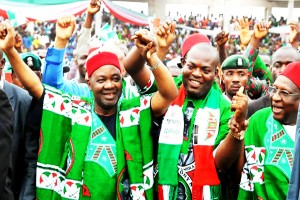 Jonathan Campaign Anambra PDP