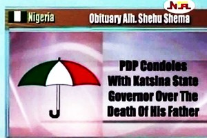 PDP Condoles With Gov. Shema