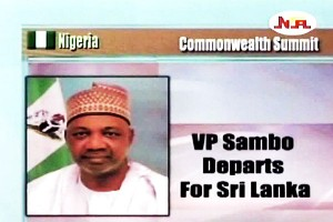 VP Departs Abuja For CHOGM