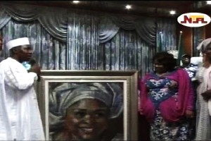 First Lady Receives Award