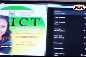 Nigerian Ports Authority Launches ICT