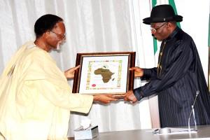 GEJ Receives PAN African Writers