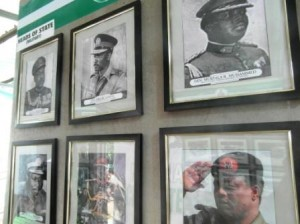 NATIONAL LIBRARY ON NIGERIA'S CENTENARY