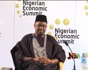 Jonathan Opens Economic Summit