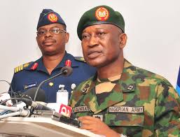 DEFENCE HEADQUARTERS RECOVERS ARMS- COPY