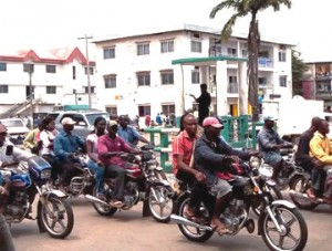 Ene Ogbe On The Road to Uhuru