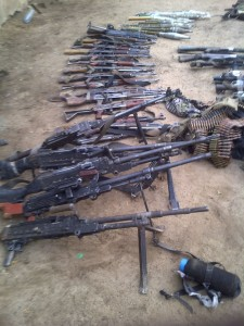50 Terrorists Die as Troops Avert Raid on Communities