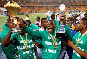 Soccer-African Nations Cup to be moved to June/July from 2019