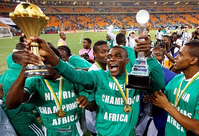 Confed Cup Nigeria