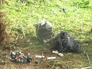 Police Uncover IED Planted in Church