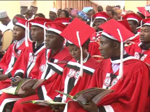 Federal Government -ITF Trainees Graduate