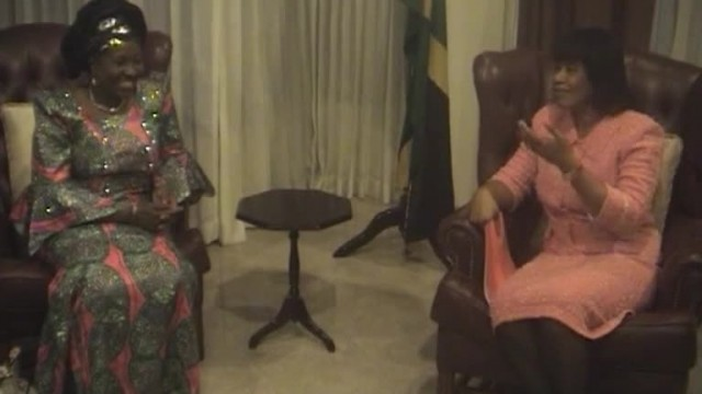 Foreign Affairs Minister Meets Nigerians In Jamaica