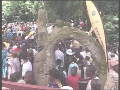 Osun Osogbo Festival Repackaged