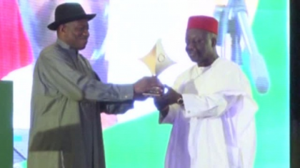 Dinner Award to Mark 10 Years of Pension Reforms in Nigeria