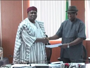 Minister of Niger Delta Assume Duty