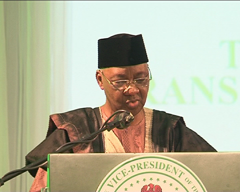 VP Opens Presidential Summit On MDGs
