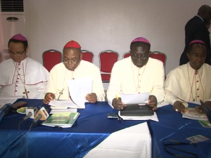 Catholic Bishops conference speaks on Oil Theft