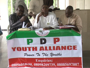 PDP Youth Alliance On 2015 Election