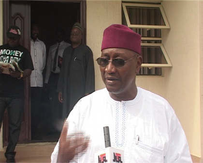 NUJ President Calls For Peaceful Election