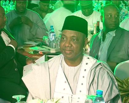 VP Mohammed Namadi Sambo Attends Conference Closing Dinner