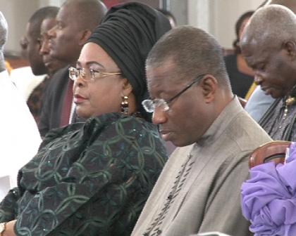 Requiem Mass in honour of Late Prof. Dora Akunyili