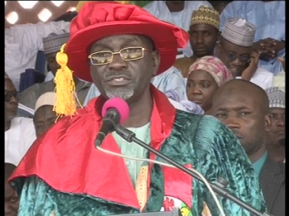 President Confident of Graduates at Gombe State University Convocation