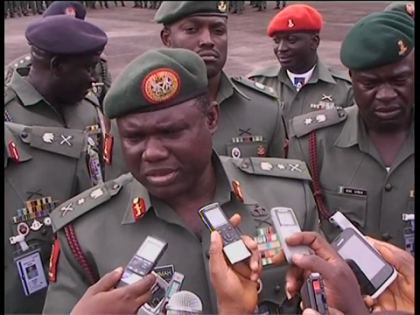 Chief Of Army Staff Warns Army Officer Against Mutiny