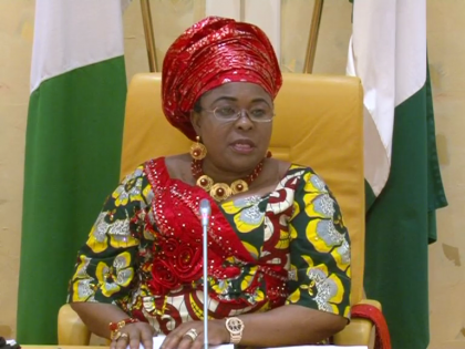First Lady Urged Wives OF Security Agencies To Support Their Husbands