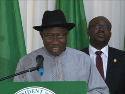 Jonathan speaks on The Unity of Inter Faith in Nigeria