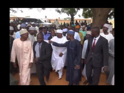 Speaker Tambuwal Received Voter Card