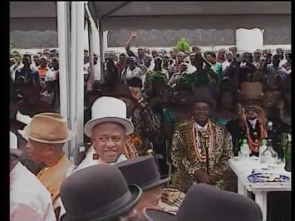 Akpor Kingdom Endores Jonathan Re-Election