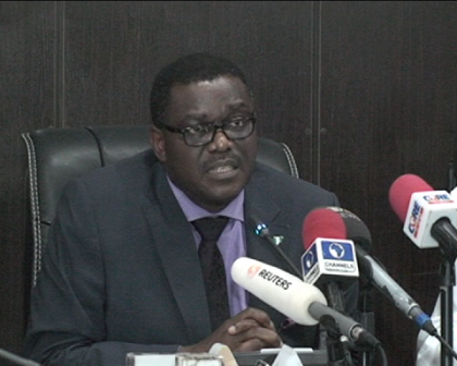 Minister of Health Update on Ebola Status in Nigeria