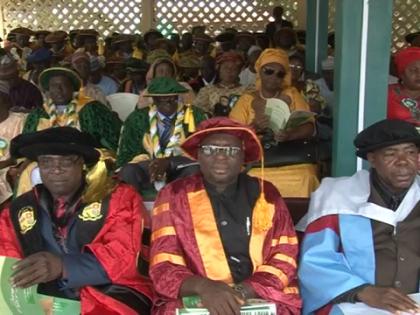 Visitation Panels Visit to College of Education Akwanga