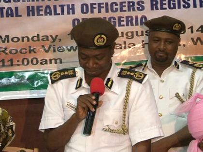Federal Government employs 490 Health Officers on Ebola Virus